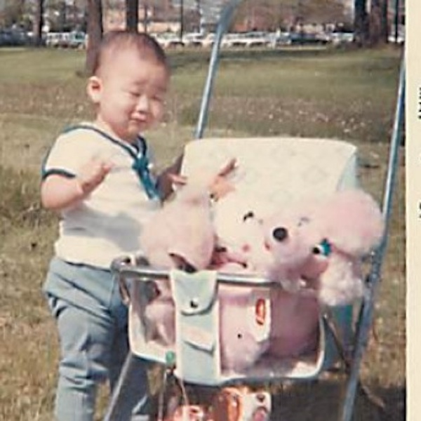 Dr._Roy_Kim_as_an_Infant_Plastic_Surgeon