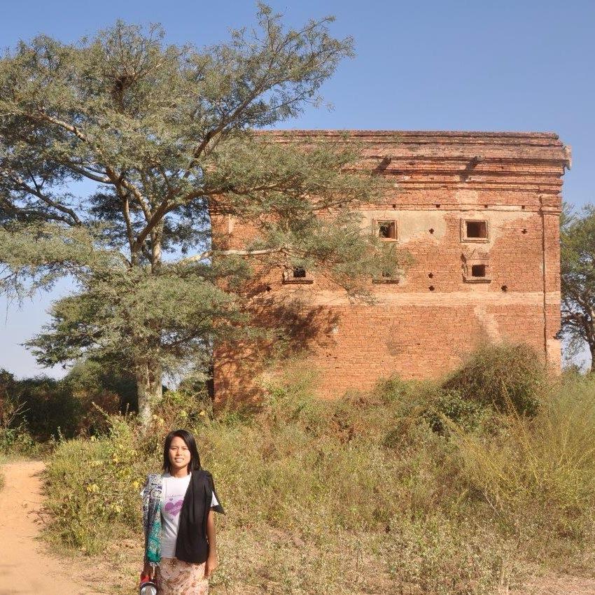 San_San_at_the_Monastery